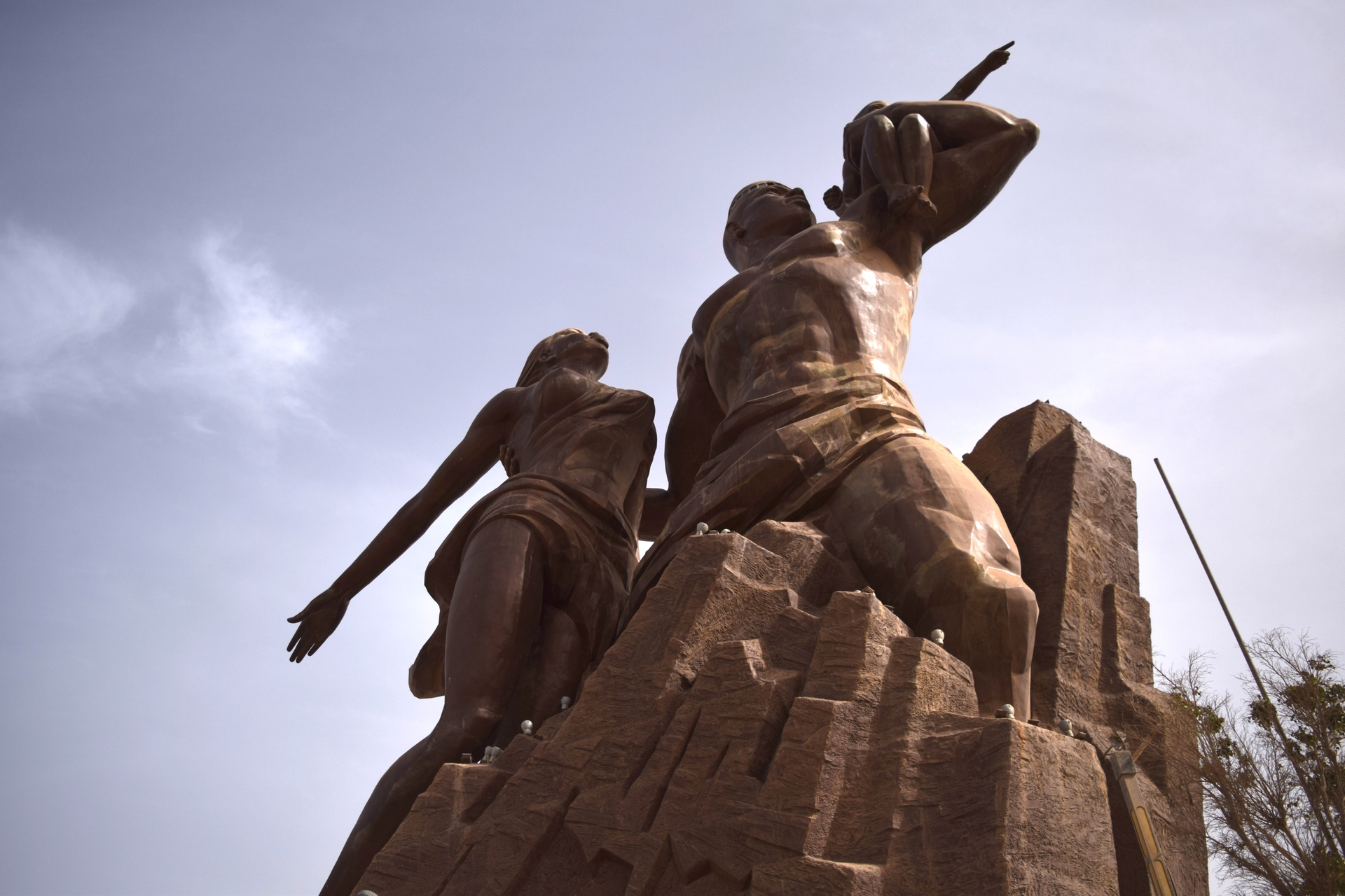 Africa, free, photo, the monument of the \